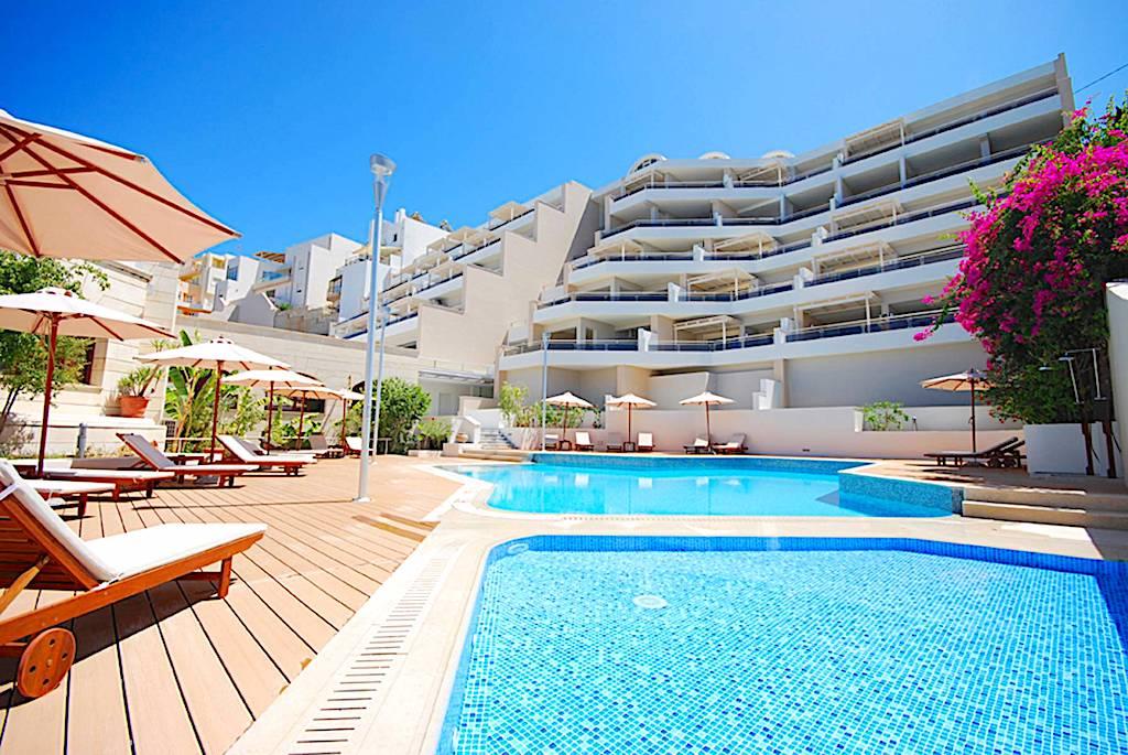Rethymno views Apartment. - Villas on Crete